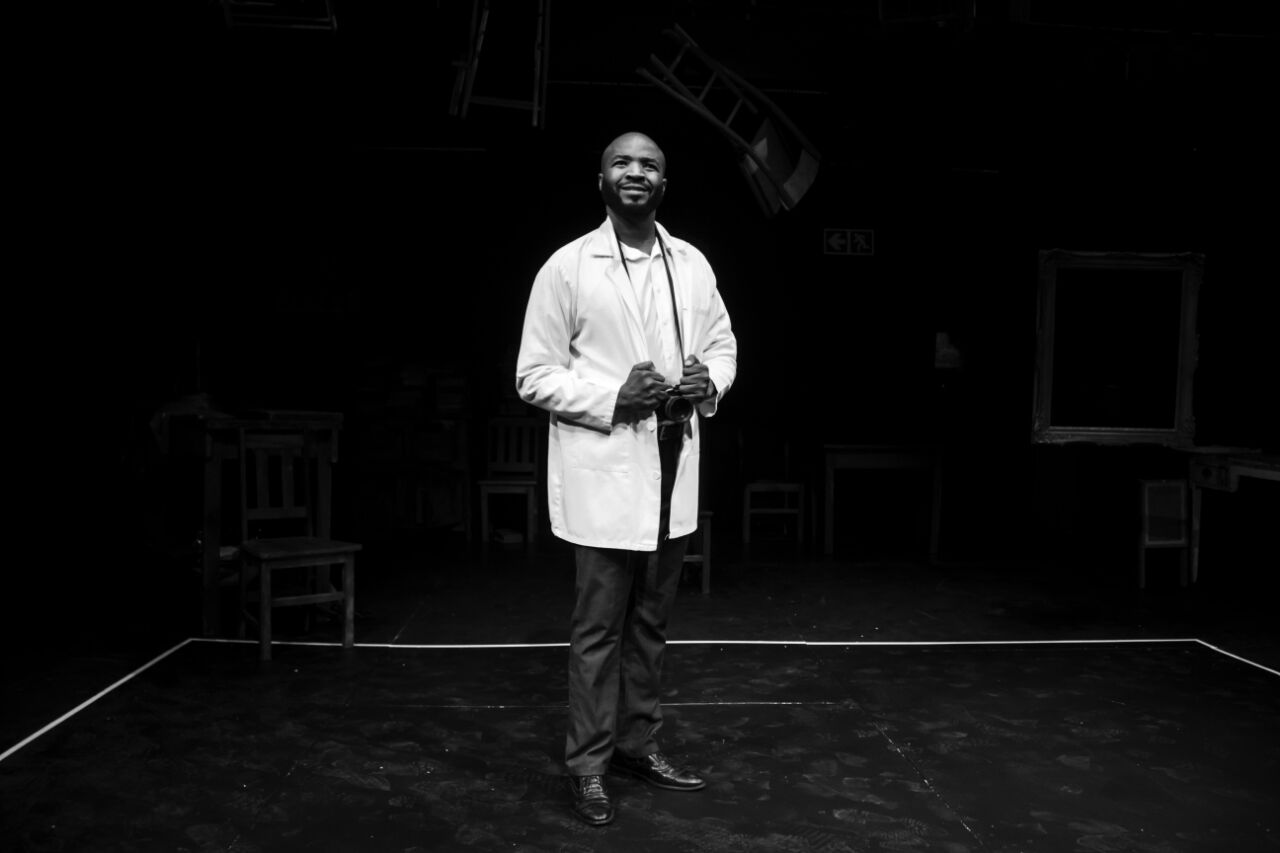 ACTOR SPACES | JHB Market Theatre