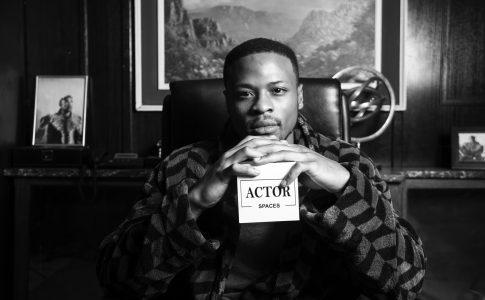 Pallance Dladla | Portraits | Actor Spaces
