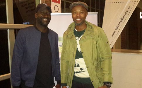 ACTOR SPACES | A TALK WITH THAPELO MOKOENA | IPO