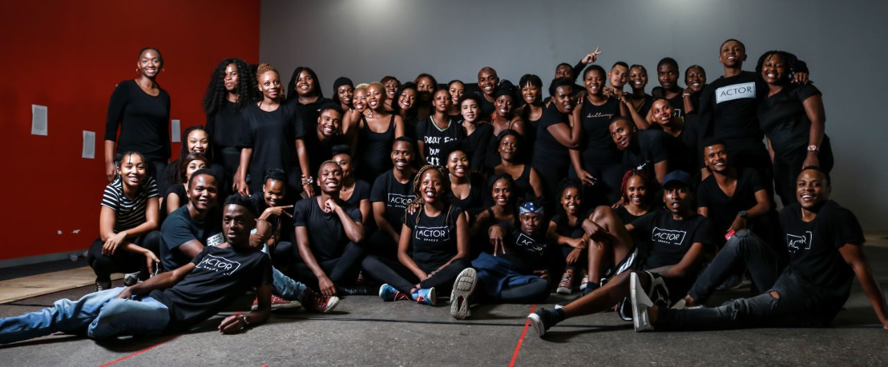 ACTORSPACESMASTERCLASS group photo