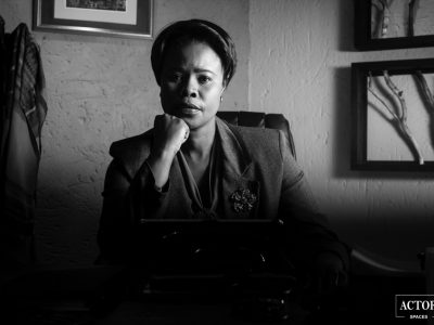 ACTOR SPACES | NTHATI MOSHESH | Portraits