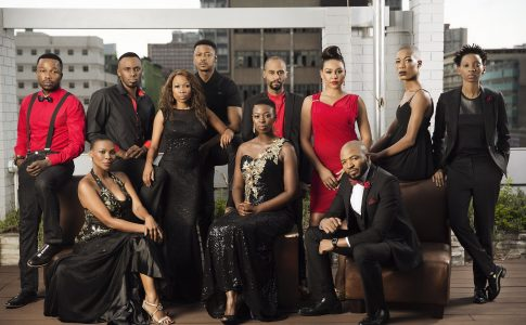 Actor Spaces | New music drama series Hustle to hit e.tv