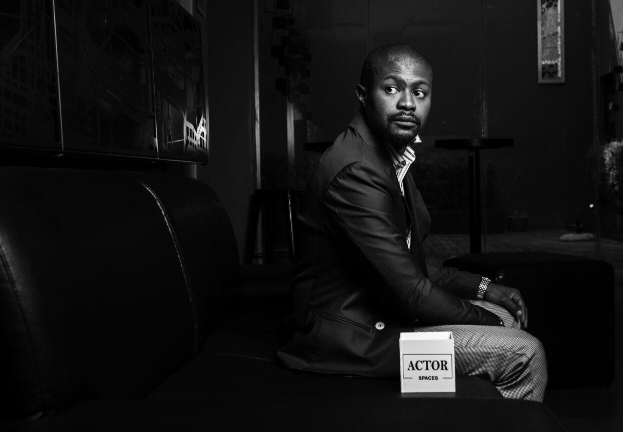 Actor Spaces | PROFILE | KAGISO MODUPE