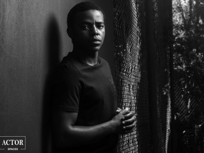Actor Spaces | PORTRAITS | LOYISO MACDONALD