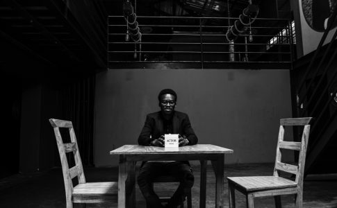 ACTOR SPACES | Hungani Ndlovu