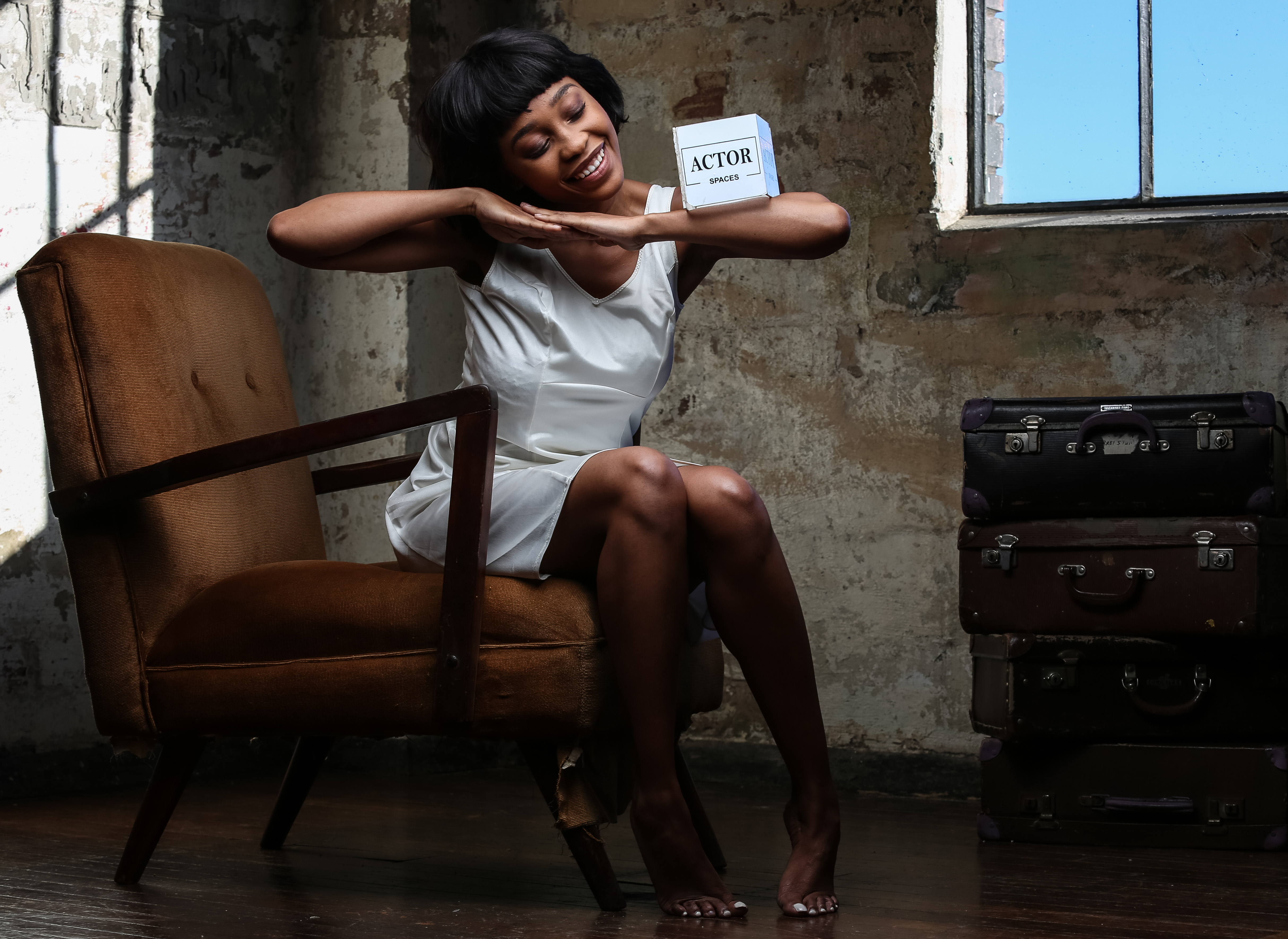 New Breed | Didintle Khunou | Actor Spaces